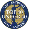 National Trial Lawyers - Top 40 Under 40